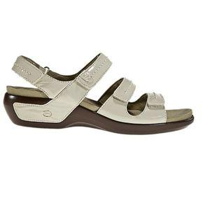 New Balance Aravon Keri Cream Orthopedic Sandal